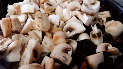 Clafoutis aux champignons - 4.3