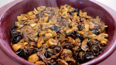 Clafoutis aux champignons - 8.3