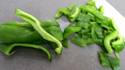 Panaché de légumes au confit de canard - 1.2