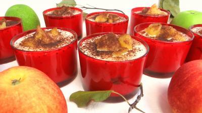 Image : Tiramisu aux pommes