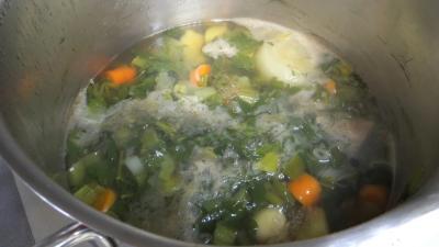 Bouillon de légumes d'automne - 7.3