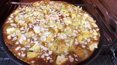 Clafoutis aux pommes et châtaignes - 5.2
