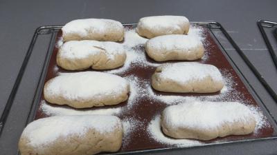 Petits pains rustiques aux farines - 5.2