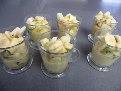 Salade de fruits à la stévia pour diabétiques - 5.1