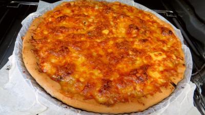 Pizza à l'agneau - 8.2