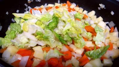 Soupe de crevettes - 4.2