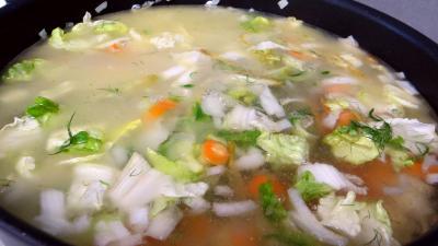 Soupe de crevettes - 5.1