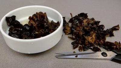 Omelette farcie aux champignons - 2.2