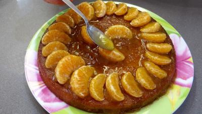 Gâteau aux clémentines - 7.1