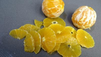 Salade d'oranges aux pruneaux - 1.2