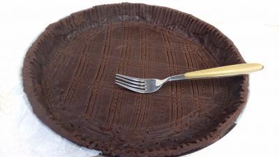 Les grands classiques : Pâte sablée au chocolat