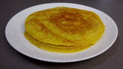 Gâteau de crêpes à la crème de marron - 1.4