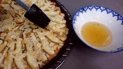 Tarte aux poires et fruits secs - 6.3