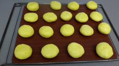 Boulettes de fromage à la mimolette - 4.3
