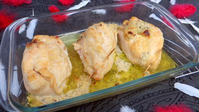 Roulés de poulet - 6.2