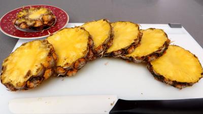Galettes de boeuf à l'ananas - 3.1