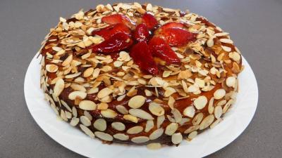 Cheesecake aux fraises - 8.1