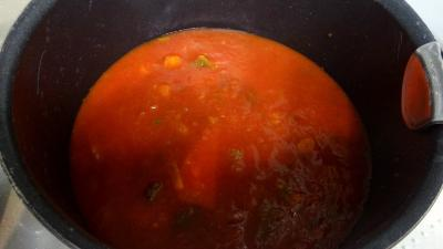 Raviolis frais à la sauce tomate - 9.2