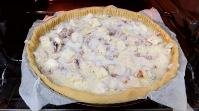 Tarte au gorgonzola - 6.1