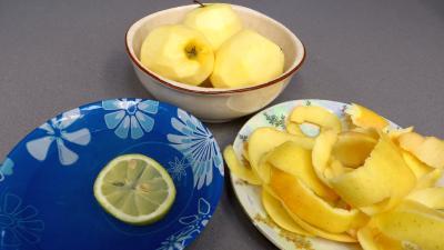 Confiture d'abricots secs et pommes - 3.1