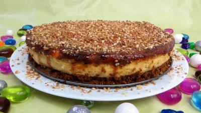Noël : Cheesecake à la vanille