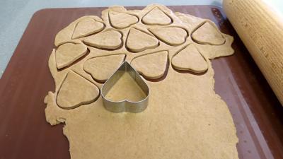 Recette Biscuits de Pâques à la cannelle