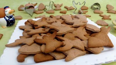 Pour débutants : Biscuits de Pâques à la cannelle