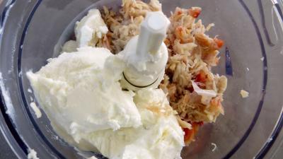 Mousse de crabe - 2.1