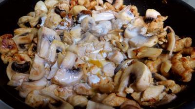 Blancs de dinde aux châtaignes - 4.4