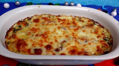Gratin de blettes aux fromages - 5.3