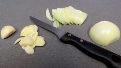 Filet de perche aux champignons - 2.2