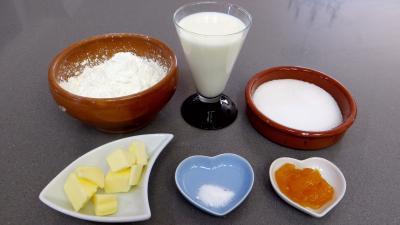 Ingrédients pour la recette : Milliat bourguignon