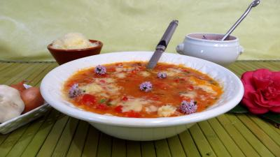 Potage à la tomate - 7.4