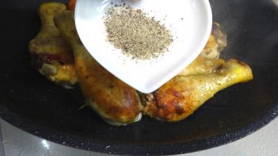 Pilons de poulet aux graines de sésame - 2.2
