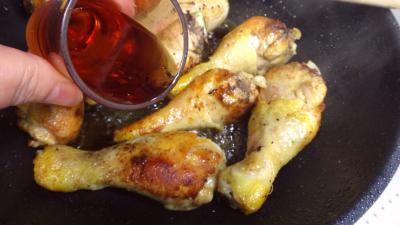 Pilons de poulet aux graines de sésame - 3.1