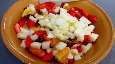 Salade de fruits champenoise - 5.4