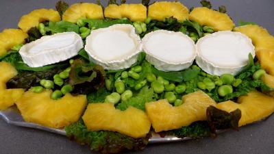 Salade de chèvre au caramel - 6.1