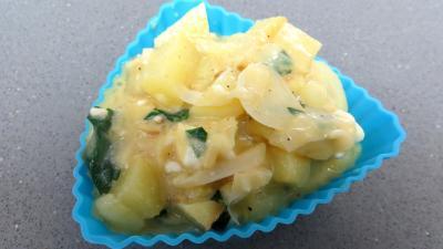 Gâteau de poireaux et pommes de terre - 6.1