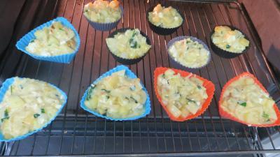 Gâteau de poireaux et pommes de terre - 6.3