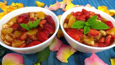 Bols de fraises - 4.2