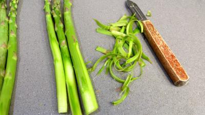 Poêlée d'asperges et fèves - 1.2