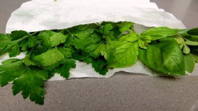 Poêlée d'asperges et fèves - 2.3