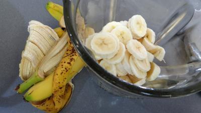 Gâteau mousse de bananes - 1.2