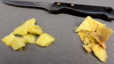 Tarte aux fromages frais et radis - 1.2
