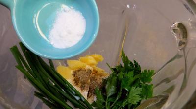Tarte aux fromages frais et radis - 3.1
