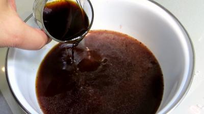 Soupe de groseilles à la Bourguignonne - 2.3
