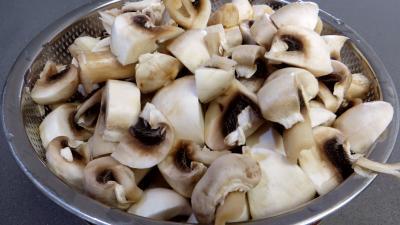 Ris d'agneau aux champignons - 2.4