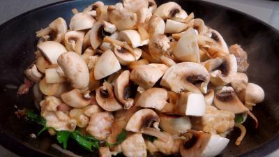Ris d'agneau aux champignons - 5.2