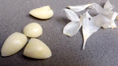 Croustillants de pommes de terre à l'oseille et crevettes - 1.2