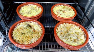 Croustillants de pommes de terre à l'oseille et crevettes - 4.4